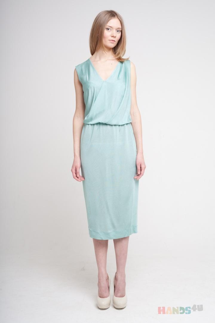 Летнее платье в греческом стиле фото