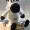 Купить Зебра, Другие животные, Зверята, Куклы и игрушки ручной работы. Мастер Елизавета Базовкина (Amitoys) .