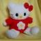 Купить Кошечка Китти, Коты, Зверята, Куклы и игрушки ручной работы. Мастер Ольга Колдомаева (4lapka) . игрушка