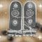 Купить Праздничный фейерверк, Варежки, Варежки, митенки, перчатки, Аксессуары ручной работы. Мастер Наталья Лагунова (lagunovanata) . ангора