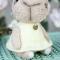 Купить Зайка Тедди Бусинка, Друзья Тедди, Мишки Тедди, Куклы и игрушки ручной работы. Мастер Анна Гончарова (kudelia) . тедди