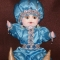 Купить Махарадж в голубом, Текстильные, Коллекционные куклы, Куклы и игрушки ручной работы. Мастер Светлана Сычева (Tchvetok1) .