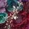 Купить Свадебный гребень, Заколки, Украшения ручной работы. Мастер Мария Май (mariamay) . гребень