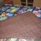 Купить Лоскутное покрывало Калейдоскоп, Лоскутные, Пледы и покрывала, Текстиль, ковры, Для дома и интерьера ручной работы. Мастер Лада Виноградова (lada) . лоскутное покрывало