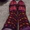 Купить Носочки теплые, Носки, гольфы, Носки, Чулки, Аксессуары ручной работы. Мастер Эльмира  (Elmira) . вязаные носки