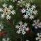 Купить Снежинки- малютки новогодние, Елочные украшения, Новый год, Подарки к праздникам ручной работы. Мастер Наталья Алексеева (n080673) .