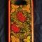 Купить Разделочная доска Хохломская роспись, Посуда, Русский стиль ручной работы. Мастер Мария Полонская (ket1108) .