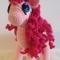 Купить пони Пинки Пай, Другие животные, Зверята, Куклы и игрушки ручной работы. Мастер Елена Гриценко (grena) . амигуруми