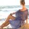 Купить Туника-блуза Аромат бриза, Блузки, Одежда ручной работы. Мастер Лариса Коган (image4you) . туника из шифона