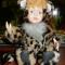 Купить Кукла Тедди-долл Леопардик, Друзья Тедди, Мишки Тедди, Куклы и игрушки ручной работы. Мастер Наталия Дмитриева (Simona) .
