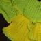 Купить Детское вязаное платье на лето (цвет желтый), Вязаные, Повседневные, Платья, Одежда ручной работы. Мастер Елена Теплова (elena82) . летнее платье
