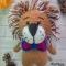 Купить Интеллигентный львеныш, Другие животные, Зверята, Куклы и игрушки ручной работы. Мастер Елизавета Базовкина (Amitoys) .