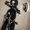 Купить Леди Ягбет, Текстильные, Коллекционные куклы, Куклы и игрушки ручной работы. Мастер Ирина Бадюкова (Irinabdk) . авторская кукла