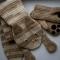 Купить Варежки  Ласковый котенок, Варежки, Варежки, митенки, перчатки, Аксессуары ручной работы. Мастер Дарья Амплеева (Darya-32) . котоварежки
