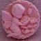 Купить ангелочек с розами, Мыло, Косметика ручной работы. Мастер Юлия П (doggy82) . домашнее мыло