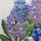 Купить Гиацинты, Картины цветов, Картины и панно ручной работы. Мастер Татьяна  (Gatita) .