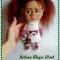 Купить Маруся-капризуля, Войлочные, Коллекционные куклы, Куклы и игрушки ручной работы. Мастер Елена Масур (ElenaMasyr) . валяная игрушка