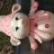 Купить Мышка-снеговичок, Куклы и игрушки ручной работы. Мастер Марина Сунцова (Marsel) . акриловая пряжа