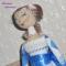 Купить барышня Евгения, Куклы и игрушки ручной работы. Мастер Наташа Фиалка (fialka) .