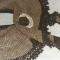 Купить Мини-шаль Моккачино, Женские, Шарфы, шарфики и снуды, Аксессуары ручной работы. Мастер Вера Алексеева (Volganka) . ажурный шарф