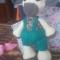 Купить бычок Пэйтон, Коровки и бычки, Зверята, Куклы и игрушки ручной работы. Мастер Наталья Федоровская (Natalya33) .