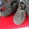 Купить Пинетки валяные из пуха, Домашние тапочки, Обувь ручной работы. Мастер Надежда Рогова (nadrog) .