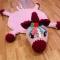 Купить Детский напольный коврик Единорожка Мия, Другие животные, Зверята, Куклы и игрушки ручной работы. Мастер Юлия Юлия (Anya-Tanya) . alize puffy
