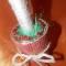 Купить Новогодний топиарий Скромный, Новогодний интерьер, Новый год, Подарки к праздникам ручной работы. Мастер Светлана Журавлёва (zchuravlik27) . новый год 2014