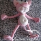 Купить Игрушка вязаный кот, Коты, Зверята, Куклы и игрушки ручной работы. Мастер Елена Лаврушкина (Lisya-norka) . авторская игрушка