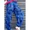 Купить Шаровары -штанцы Гжель, Брюки, Брюки, шорты, Одежда ручной работы. Мастер Лариса Коган (image4you) . летние брюки