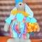 Купить Заяц-толстячок, Куклы Тильды, Куклы и игрушки ручной работы. Мастер Элла Романцова (Rom-Ella) . зайка тильда