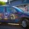 Купить Аэрография Звездная пыль, Декор автомобилей ручной работы. Мастер Марина Олейникова (CheZaFignya) .