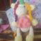 Купить Единорожка, Другие животные, Зверята, Куклы и игрушки ручной работы. Мастер Наталья Федоровская (Natalya33) .