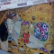 Купить Панно 70х50 деревянное Климт , Репродукции, Картины и панно ручной работы. Мастер Генералова Ольга (Panno-Rama) . подарок женщине