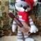 Купить Кот Матроскин, Коты, Зверята, Куклы и игрушки ручной работы. Мастер Светлана Алексеева (Swet58lana) . детская пряжа