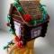 Купить Избушка бабы-яги, Русские сказки, Сказочные персонажи, Куклы и игрушки ручной работы. Мастер Татьяна Черномырдина (tayay) .