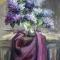 Купить Торжество, Картины цветов, Картины и панно ручной работы. Мастер Елена Гагарина (gagarinaart) . сирень