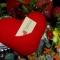 Купить Подушка в форме сердца, Подушки-игрушки, Подушки, Текстиль, ковры, Для дома и интерьера ручной работы. Мастер Ольга Ершова (olka25) . в подарок девочке