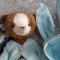 Купить Мишка в голубом, Мишки, Мишки Тедди, Куклы и игрушки ручной работы. Мастер Ольга Юзмухаметова (Bozhena23) . мишка в одежде
