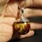 Купить Подвеска Роза шар из серебра 925 пробы, Металлические, Кулоны, подвески, Украшения ручной работы. Мастер Виктория  (Viktoria) . роза