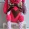 Купить Вязаная игрушка зайка, Зайцы, Зверята, Куклы и игрушки ручной работы. Мастер Елена  (alenali2011) . плюшевые игрушки