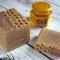 Купить Медовая Горчица разогревающее натуральное мыло с нуля , Сладости, Мыло, Косметика ручной работы. Мастер Лидия Паршунина (deira-Soap) .