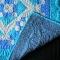 Купить Одеяло лоскутное детское Голубой бриз, Лоскутные, Пледы и покрывала, Текстиль, ковры, Для дома и интерьера ручной работы. Мастер  Ирина (Mozaika-losk) . детское покрывало