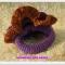 Купить Резиночка для волос, Детская бижутерия, Работы для детей ручной работы. Мастер Людмила  (Lyudmila) .