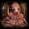Купить Зайка  Ланико, Коллекционные куклы, Куклы и игрушки ручной работы. Мастер Екатерина Ким (Kakimura) .