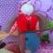 Купить Народная кукла Баба-Яга, Народные куклы, Куклы и игрушки ручной работы. Мастер Анастасия Миротворцева (Lukovka) . народные куклы