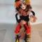 Купить Клоун короля, Смешанная техника, Коллекционные куклы, Куклы и игрушки ручной работы. Мастер Gvanca Nikuradze (Gvanca) .