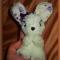 Купить Малышка зайка Сью, Зайцы, Зверята, Куклы и игрушки ручной работы. Мастер Ольга Колдомаева (4lapka) . авторская игрушка