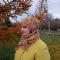 Купить вязаная шапка и бактус, Шапки, Головные уборы, Аксессуары ручной работы. Мастер марина богданова (marinochka) . бактус