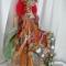 Купить Скульптурно-текстильная кукла Веселина, Текстильные, Коллекционные куклы, Куклы и игрушки ручной работы. Мастер Ирина Бадюкова (Irinabdk) . подарок на все случаи